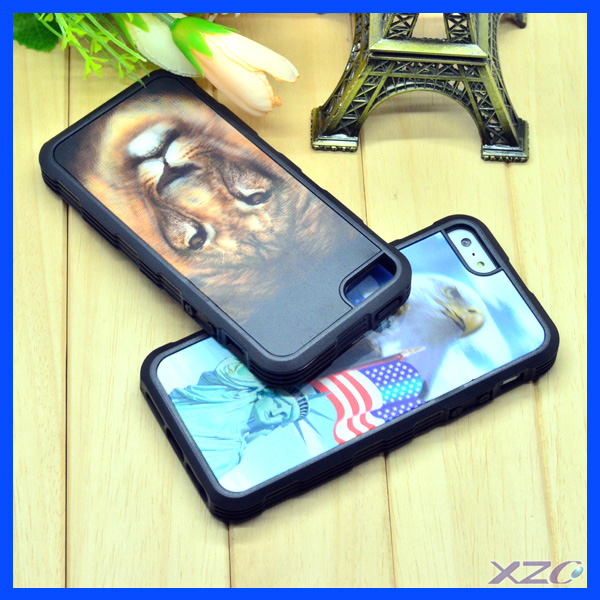 Newest fashion 3D TPU phone case silicone TPU case for various phones
