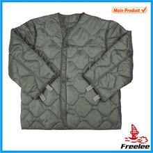 M-65 Field Jacket Liner,branded quilted mens winter jacket