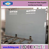 white back painted glass,red lacquerd glass with best quality