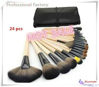 Cosmetic Tools & brush.24pcs makeup brush set. professional makeup brush naked makeup