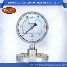 hot china products wholesale pressure gauge manometer /Gas And Steam Pressure Measurement