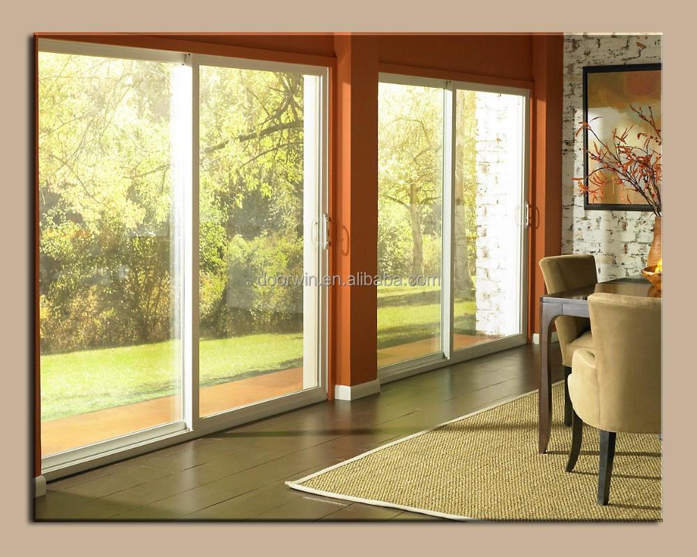Aluminio balc n puerta corredera cristal con lowe cristal for Puerta balcon