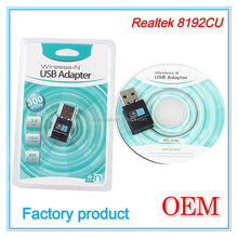Hot Sale Wireless 300Mbps Mini USB WiFi Dongle Adapter 2.4GHz IEEE802.11b/g/n 300Mbps USB 2.0 Wireless WiFi
