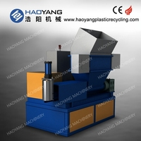 hot sell 50kg/h,100kg/h EPS size reducer,hot melting eps foam recycling machine