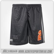 wholesale basketball uniform basketball reversible shorts