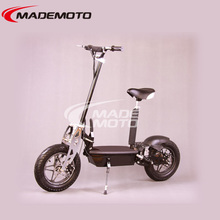 2014 Best Price Foldable Electric Scooter 1000w 48V