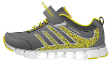 latest design alibaba china mesh running shoes