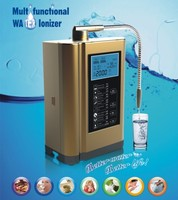 Alkaline water ionizer make the heathy water for you!