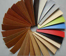 china factory supply lots of color edging edge banding bands