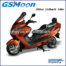 cheap eec epa 300cc motor scooter with water cooled engine