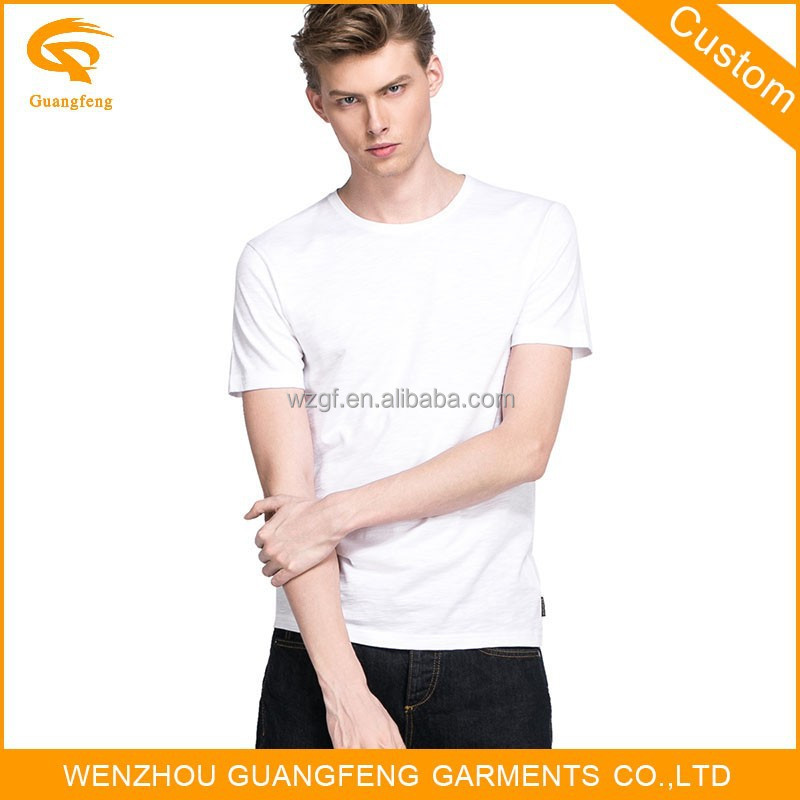 Plain white t shirt cheap white shirts short sleeve men 39 s Cheap plain white shirts