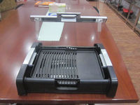 Detachable Electric BBQ Grills With Extra Size Grease tray
