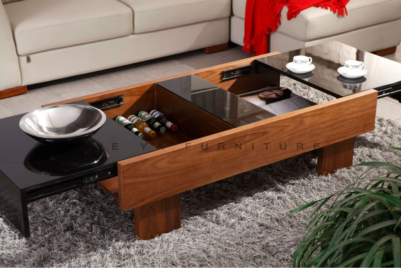 Furniture wood modern design sofa center table buy sofa for Sofa central table