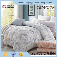 Silk Filled 100% Duvet Quilt Wholesale cotton Quilts and quilt supplier