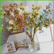 Top grade manufacture artificial flower cake decoration