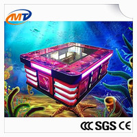 2015 USA hot sale fish hunting game,fish scoring machine for dragon king from mantong