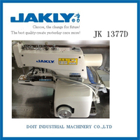 JK1377D hot selling button attaching sewing machine