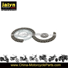38T/15T,428*108L Motorcycle Sprocket Kit& Chain fits for ITALIKA FORZA125