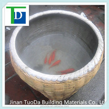 waterproofing material cement based roof coating with 50kg pp bags swimming pool use