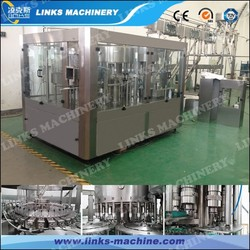 Automatic small mineral water filling machine / plant cost/price