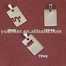 Custom Stainless Steel Pendant