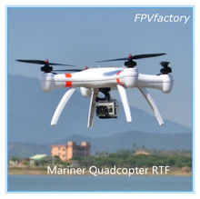 Helicopter Type Multicopter Radio Controlled Mariner Waterproof RC Drone Quadcopter RTF