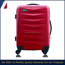 """2015 new design 20""""/24""""/28'' abs hard shell luggage hot selling in EURO market."""