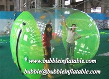 High quality inflatable water roller/water walking roller ball with color as required