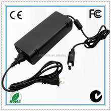 130w 12v 10.83a ac dc adapter for Xbox360 ac adapter 220v