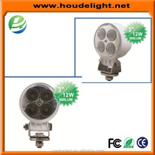 """900LM 3""""/12W Circle LED WORKING LIGHT for Truck Off Road"""