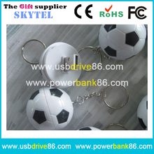 Custom Soccer Ball Shape USB Flash Drive 2gb,4gb,8gb China Factory Direct Wholesale for Sports Club Giveaway,World Cup Souvenir