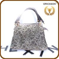 New designer leather shoulder bag nice low price wholesale handbag china