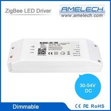 Powerful Single Channel ZigBee 30-54W UL Compliant Dimming 700mA LED Driver