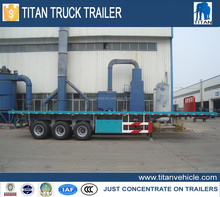 TITAN lowbed container carrier for sale