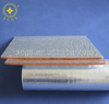 Aluminum Foil Facing Foam Foil Insulation Polyurethane Insulation Board