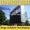 high resolution aluminium frame for led display