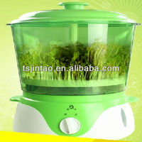 Home Plastic soya bean sprout machine