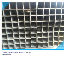 Galvanized Square Constructional Carbon Iron