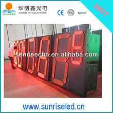 Sunrise supply good products,12 inch 7 segment led display