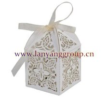 Laser cutting Gift packaging(LD-473)