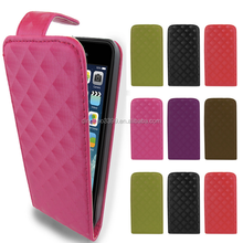 2015 PU leather 3D Top Flip Phone Case cover For Samsung Galaxy