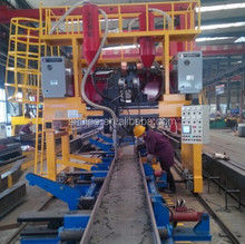 beam welding machine/trailer longitudinal beam submerged arc welding machine/miller beam arc welding machine