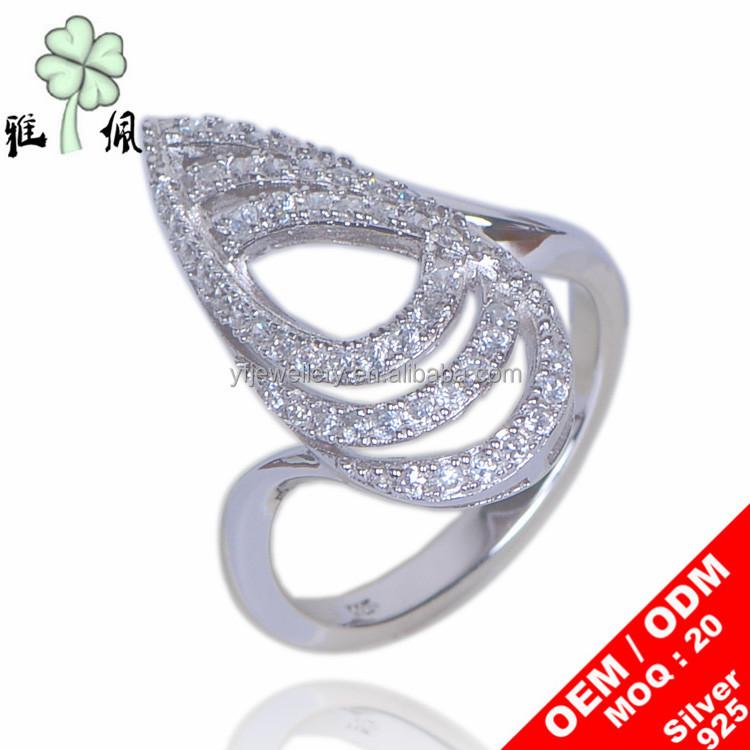 china cheap fashion jewellry wholesale cubic zirconia
