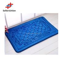 2015 hotselling plush door mat, floor mat , with good design