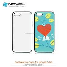 DIY sublimation printing Phone Case For i Phone5