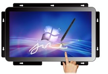 """IP65 7"""" 8.4' 15"""" 15.6""""17""""18.5""""19""""21.5' usb multi touch screen monitor"""
