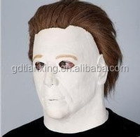 Supplier Assessment Alibaba Rubber Human Popular Michael Myers Mask Halloween Custom Mask Party Mask