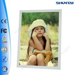 Hot products aluminum backlit snap frame led light frame
