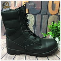 High quality cheap price army combat police military tactical boots