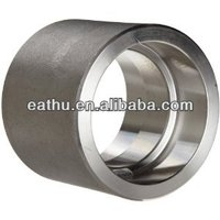 astm a105 forged steel pipe fittings / china supplier